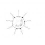 Grundriss Plattform Dach | M 1:100
