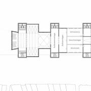 Grundriss Obergeschoss 1 | M 1:500