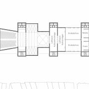Grundriss Obergeschoss 2 | M 1:500
