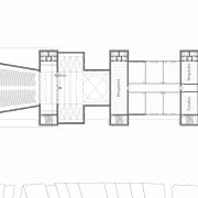 Grundriss Obergeschoss 3 | M 1:500