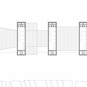 Grundriss Obergeschoss 5 | M 1:500