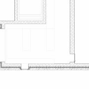 Fassadenschnitt horizontal | M 1:50