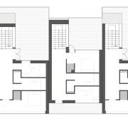 Grundriss Obergeschoss   M 1:100