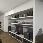 Rendering   Wohnraum