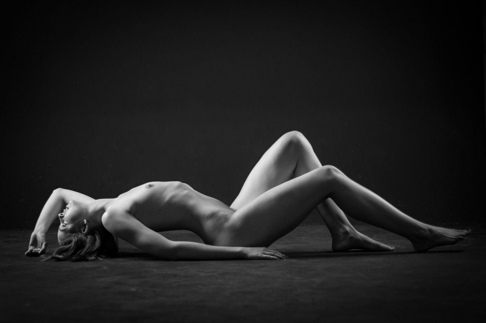 Creative art nude photography