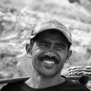 indonesia | smiling makes your day pass faster