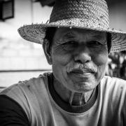 indonesia | portrait of a farmer