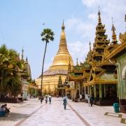 myanmar | shwedagon pagoda